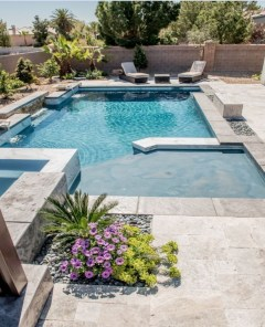 Comfy Pool Decoration Ideas For Your Backyard To Have 30