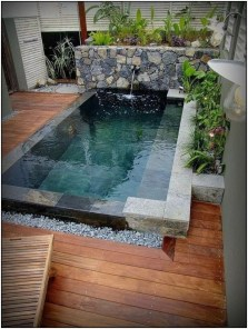 Comfy Pool Decoration Ideas For Your Backyard To Have 31