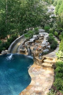 Cozy Backyard Swimming Pools Design Ideas To Copy Right Now 22