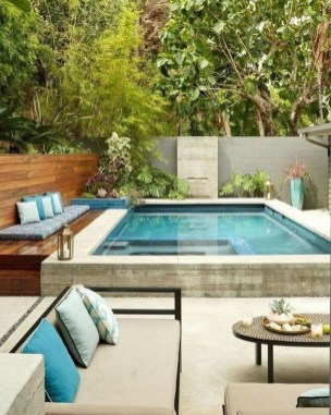 Cozy Backyard Swimming Pools Design Ideas To Copy Right Now 35