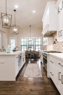 Crative Farmhouse Kitchen Design Ideas For Fun Cooking To Try 04
