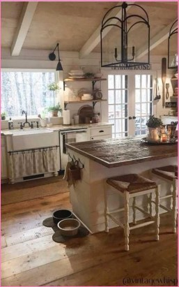 Crative Farmhouse Kitchen Design Ideas For Fun Cooking To Try 06