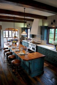 Crative Farmhouse Kitchen Design Ideas For Fun Cooking To Try 12