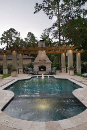 Creative Backyard Swimming Pools Design Ideas For Your Amazing Pools 26
