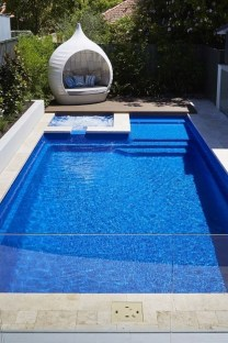Creative Backyard Swimming Pools Design Ideas For Your Amazing Pools 37