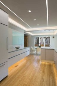 Enchanting Lighting Design Ideas For Modern Kitchen To Try Asap 02