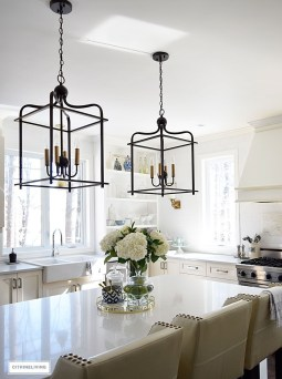 Enchanting Lighting Design Ideas For Modern Kitchen To Try Asap 11