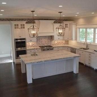Enchanting Lighting Design Ideas For Modern Kitchen To Try Asap 27