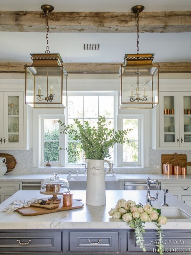 Enchanting Lighting Design Ideas For Modern Kitchen To Try Asap 37