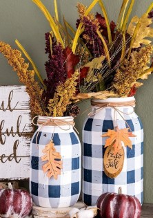 Fancy Mason Jar Upcycles Ideas To Have This Season 12