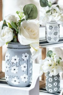 Fancy Mason Jar Upcycles Ideas To Have This Season 32