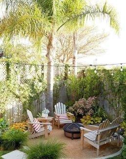 Genius Summer Backyard Landscaping Design Ideas To Inspire Everyone 15
