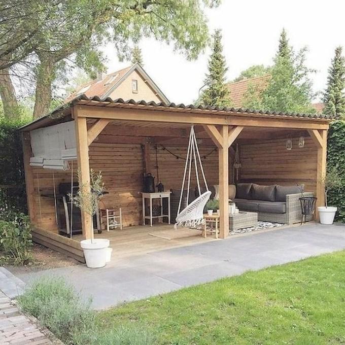 Genius Summer Backyard Landscaping Design Ideas To Inspire Everyone 38