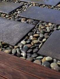 Hottest Diy River Rocks Design Ideas For Summer Garden 12