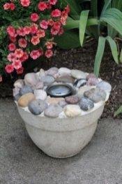 Hottest Diy River Rocks Design Ideas For Summer Garden 31