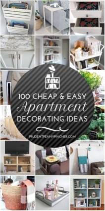 Magnificient Diy Apartment Decoration Ideas On A Budget 25