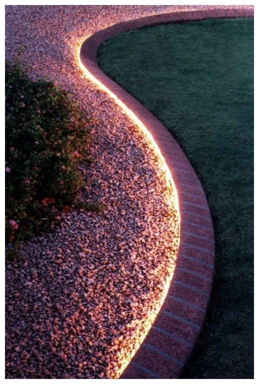 Pretty Lawn Edging Design Ideas For Your Yard To Try 09