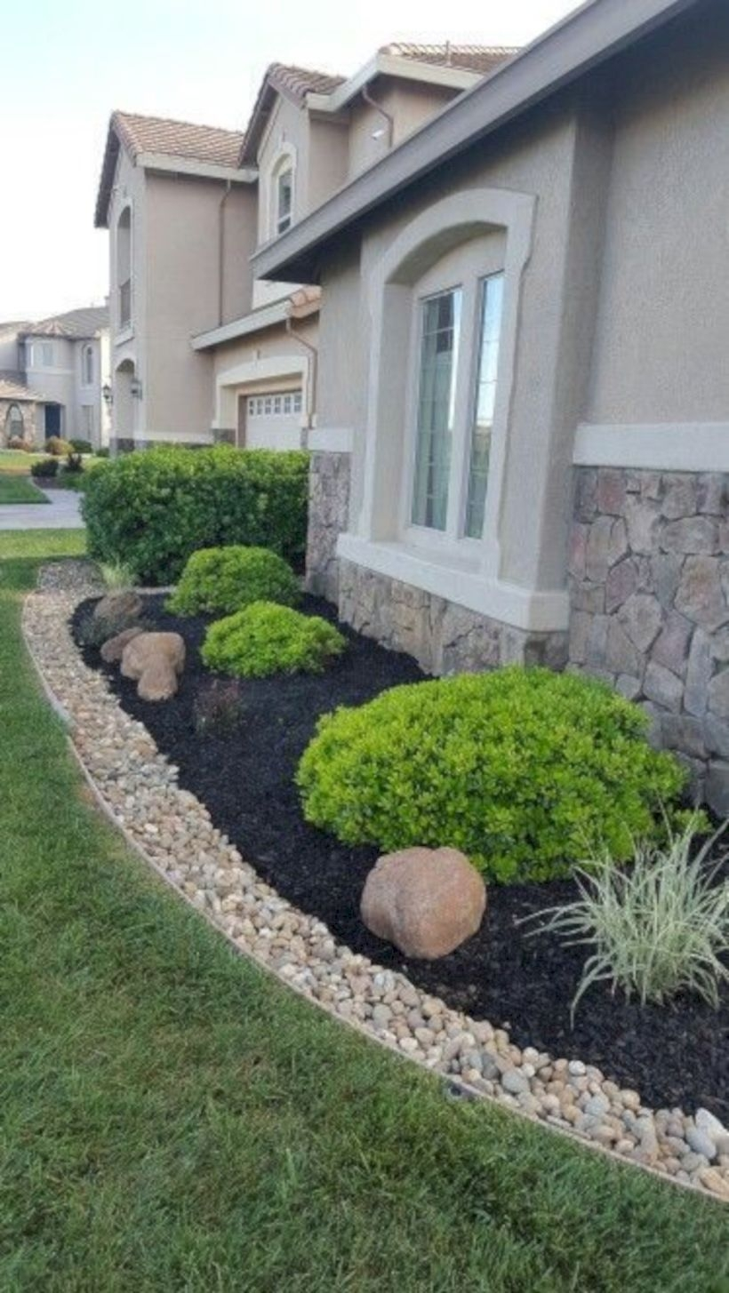 Pretty Lawn Edging Design Ideas For Your Yard To Try 22