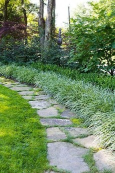 Pretty Lawn Edging Design Ideas For Your Yard To Try 32