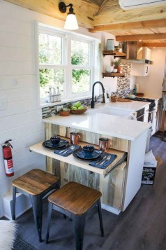 Relaxing Tiny House Makeovers Design Ideas With Farmhouse Style 43
