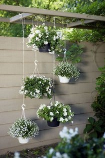 Rustic Small Backyard Design Ideas With Vertical Garden To Try Asap 05