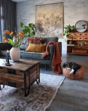 Splendid Living Room Décor Ideas For Spring To Try Soon 26