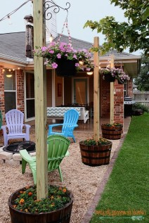 Stunning Diy Backyard Design Ideas On A Budget To Try Asap 06