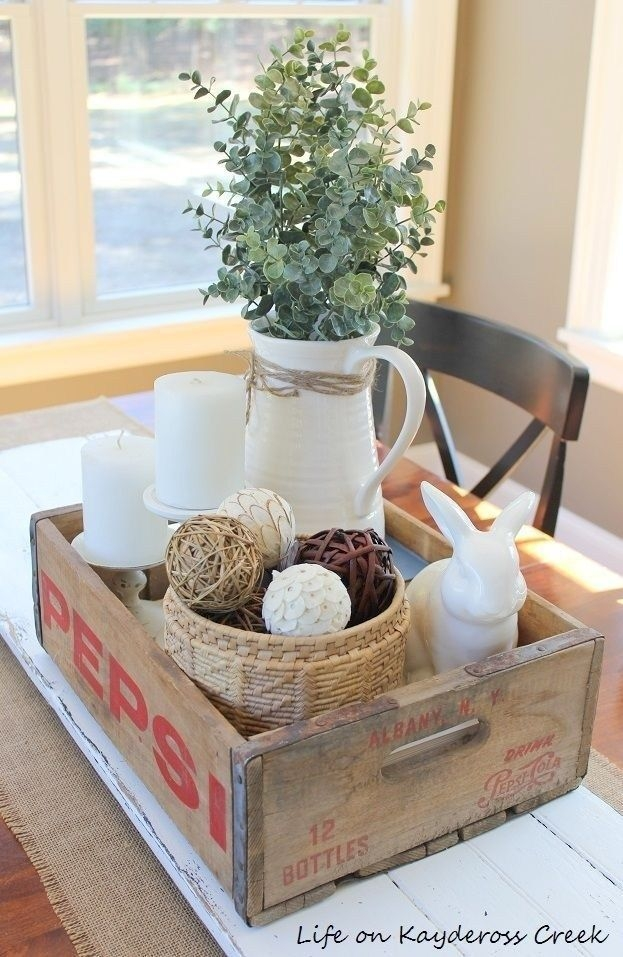 Superb Spring Home Decor Ideas With Farmhouse Style To Try Asap 07