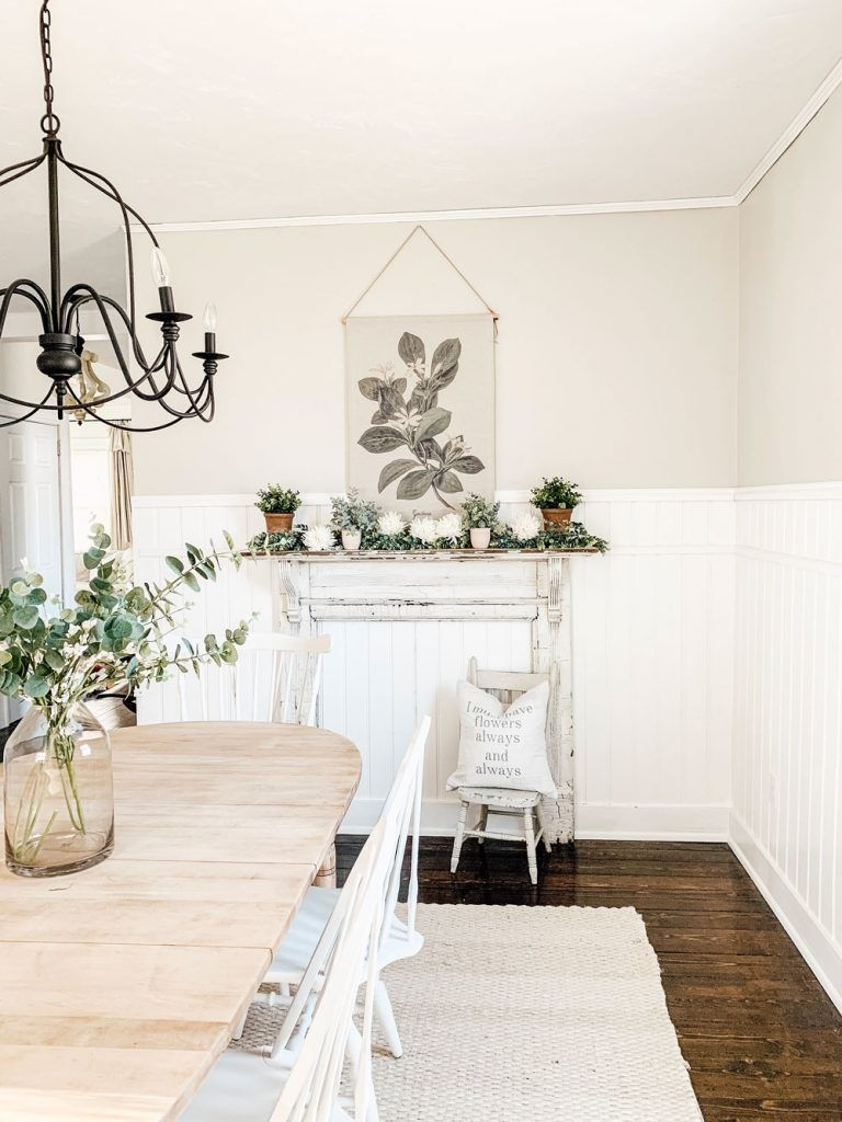 Superb Spring Home Decor Ideas With Farmhouse Style To Try Asap 19