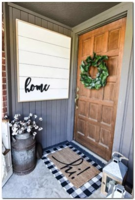 Superb Spring Home Decor Ideas With Farmhouse Style To Try Asap 24