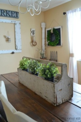 Superb Spring Home Decor Ideas With Farmhouse Style To Try Asap 25
