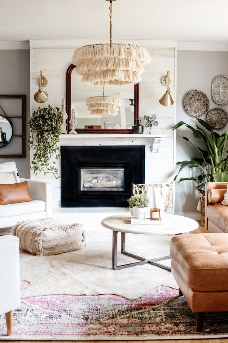 Superb Spring Home Decor Ideas With Farmhouse Style To Try Asap 36