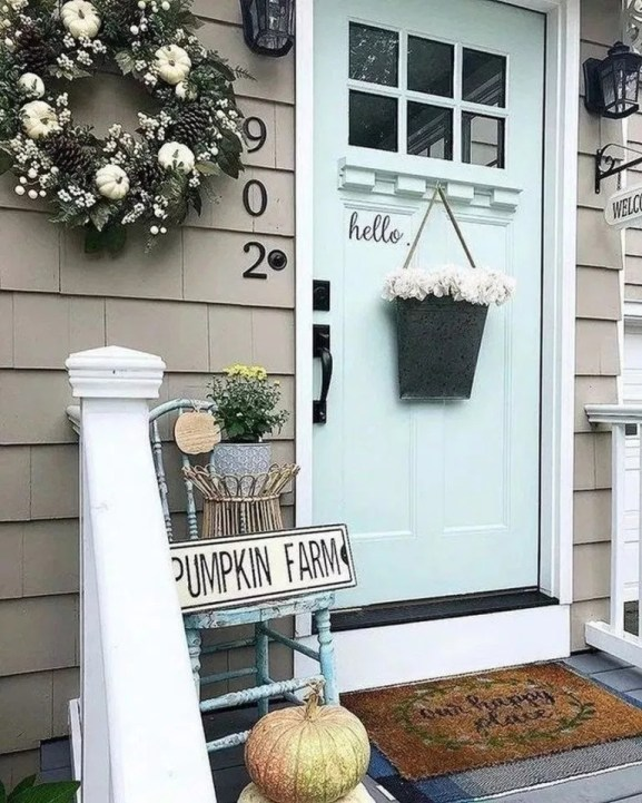 Superb Spring Home Decor Ideas With Farmhouse Style To Try Asap 39