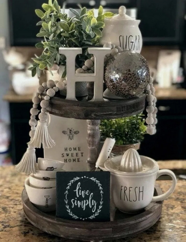 Superb Spring Home Decor Ideas With Farmhouse Style To Try Asap 40