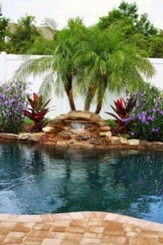 Surprising Tropical Pool Landscaping Design Ideas To Try Soon 30