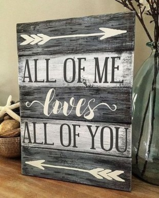 Admiring Wood Signs Design Ideas To Decor Your Home 16