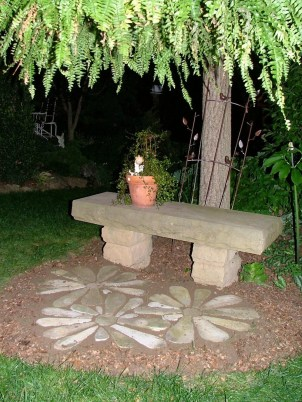 Attractive Garden Art Design Ideas That You Can Create Itself 34