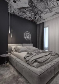 Best Bedroom Design Ideas With Black And White Color Schemes 05