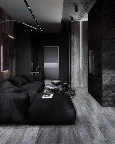 Best Bedroom Design Ideas With Black And White Color Schemes 34