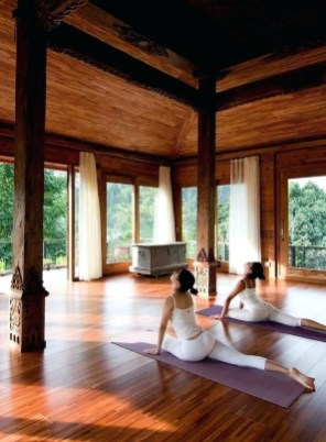 Best Yoga Room Design Ideas For Life Better And More Healthy 36