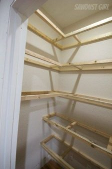 Comfy Corner Floating Shelves Design Ideas To Beautify Your Room Corner 12