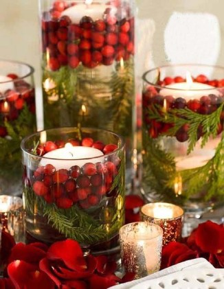Creative Christmas Centerpieces Ideas That You Must See 16