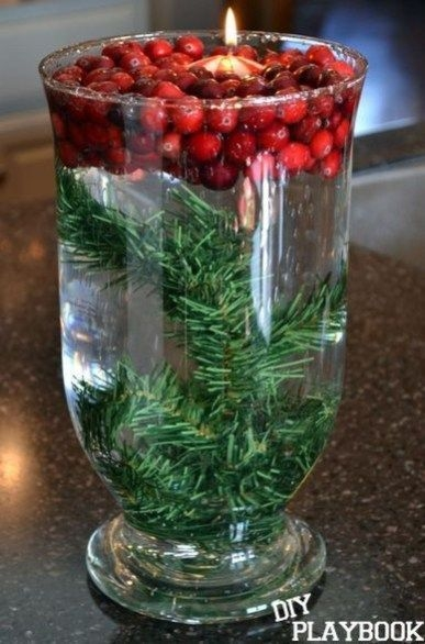 Creative Christmas Centerpieces Ideas That You Must See 34