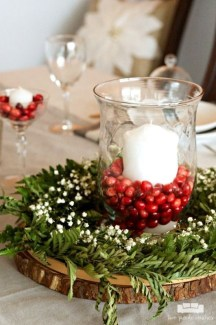 Creative Christmas Centerpieces Ideas That You Must See 41