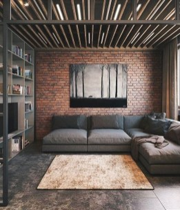 Creative Industrial Bedroom Design Ideas For Unique Bedroom 03
