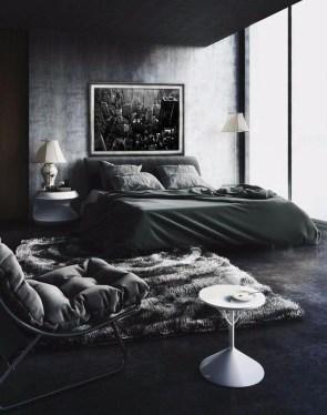 Creative Industrial Bedroom Design Ideas For Unique Bedroom 06