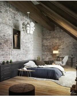 Creative Industrial Bedroom Design Ideas For Unique Bedroom 31