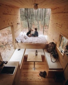 Cute Tiny House Design Ideas On Wheels That You Must Have Now 03