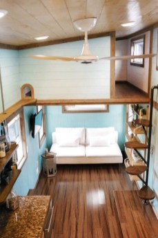 Cute Tiny House Design Ideas On Wheels That You Must Have Now 29
