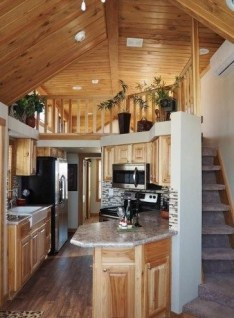 Cute Tiny House Design Ideas On Wheels That You Must Have Now 47